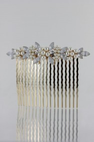CMS117 Lux Side Hair Comb (set of 2)