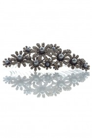 CMU68 Nation Pearl Hair Comb Accessories