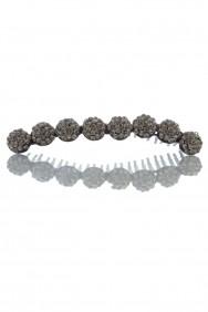 CMU77 Snow Ball Hair Comb Accessories