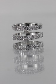 CZ-RS208 (PRE-ORDER) Simple CZ Size Ring