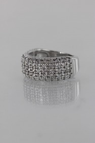 CZ-RS220 (PRE-ORDER) Timeless CZ Size Ring