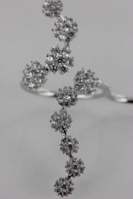 CZ-RS223 (PRE-ORDER) New Style CZ Size Ring
