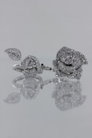 CZ-RS224 (PRE-ORDER) Special Rose CS Size Ring