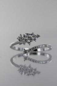 CZ-RA304 Lovely CZ Ring