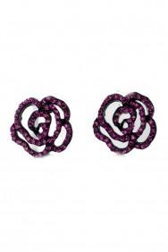 ER29 Rose Stud Earring