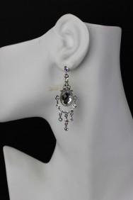 ER67 Victoria Style Stud Earring