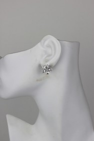 ER80 Flower Stud Earring