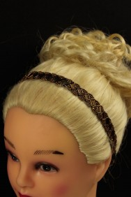 H74 bead headband