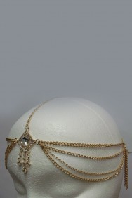 IHC-1005 Diamond drop headchain