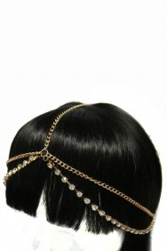IHC-1018 Simple line headchain