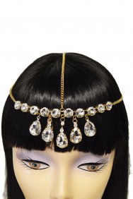 IHC1038-21 Five Large Waterdew Headchain