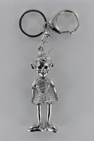 KC04 Limited Tinkerbell 3D Keychain