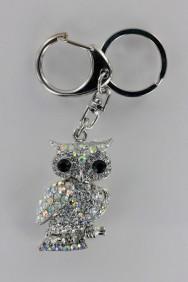 KC08 Owl 3D Keychain