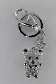 KC10 Cuttie Ball 3D Keychain