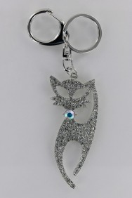 KC11 Sexy Cat Keychain