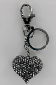KC13 Limited Heart 3D Keychain
