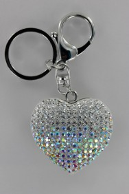 KC14 Limited Heart II 3D Keychain