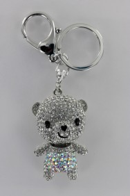 KC15 Limited Bear 3D Keychain