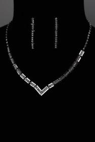 N10551-6 irena rhinestone set
