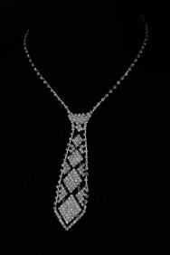 N10568-6 Necktie style necklace