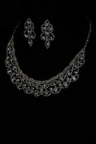 N10576 Pandora bridal necklace set