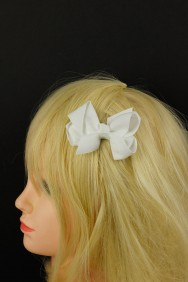 NHW1012 SCHOOL COLOR BOW CLIP PACKAGE - TM