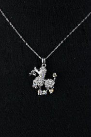 NPM6 Puppy III Pendant Necklace
