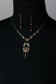 NS29 Limited 19th Century Style Necklace Set