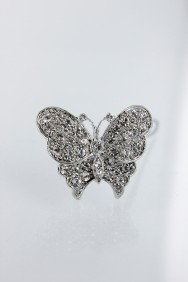 P43 Butterfly hair pin
