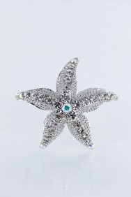 P47 Starfish hair pin