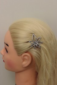 P58 Limited Sunflower Hair barrette Pin