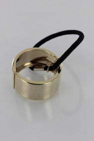PN47 Modern Style Ring Ponytail Holder