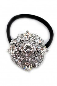 PN6-CROWN PONYTAIL ACCESSORY