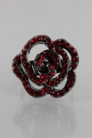 RMA7 Rose Adjustable Ring