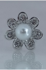 S38 NEW PEARL HAIR STICK ACCESSORY-12pc