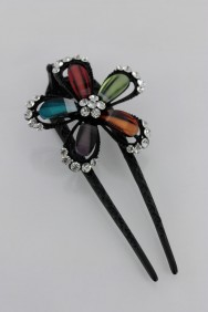 S85 Flower Hair Stick Pin
