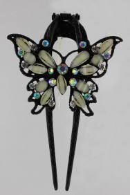 S90 Limited Butterfly Stable Hair Pin