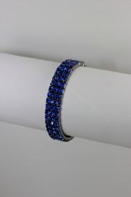 BR009003 5line stretch bracelet
