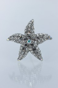 P48 Starfish hair pin